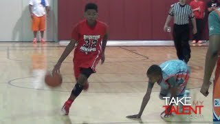 Video 11 Year-Old Bryce Griggs GOES OFF At John Lucas All-Star Weekend! The BEST 2022 PG In The Country? download MP3, 3GP, MP4, WEBM, AVI, FLV November 2017