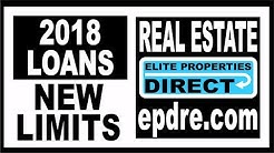 New Real Estate Loan Limits