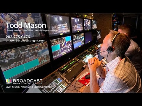Broadcast Management Group - Todd Mason Demo Reel