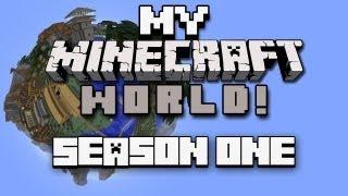 My Minecraft World! - Episode 19: Layin it down!