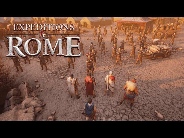 Expeditions: Rome (видео)