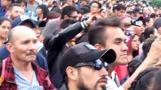 Ruben Blades - el pasado no perdona (en vivo Mexico D,F) 11/06/16