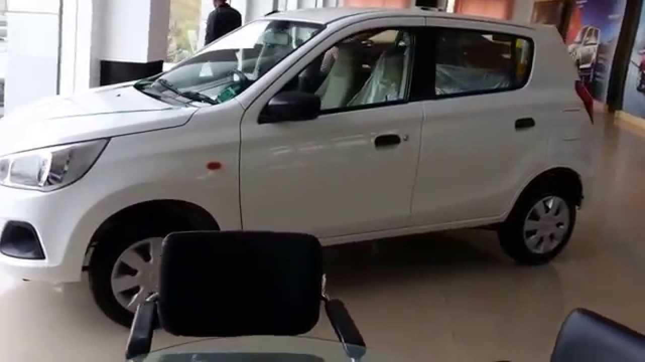 Suzuki Alto K