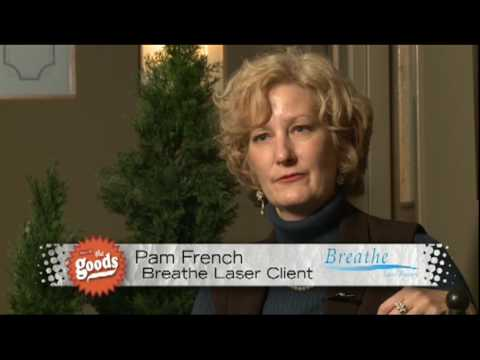 """Jojo Liebeler On """"The Goods"""" Discussing Breathe Laser Therapy"""