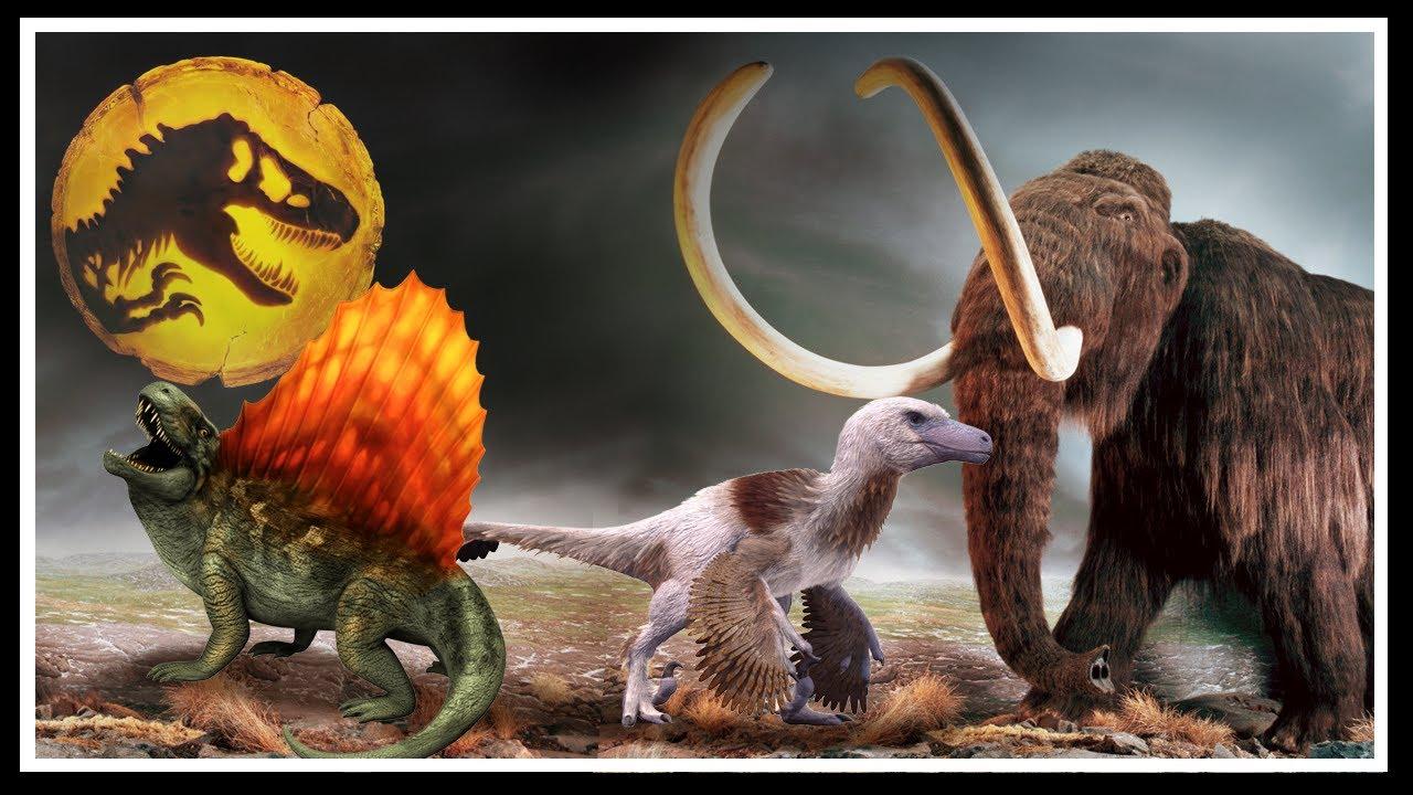 Dinosaurios Y Otros Animales Extintos Que Quiero Ver En Jurassic World Dominion Youtube Con estos dibujos de dinosaurios podrás imprimir y pintar grandes animales que ya se han extinguido como el branquiosaurio, el velociraptor, el tiranosaurio o el diplodocus. youtube