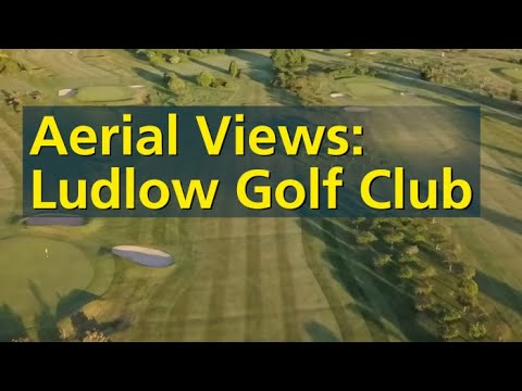 Aerial Views: Ludlow Golf Course