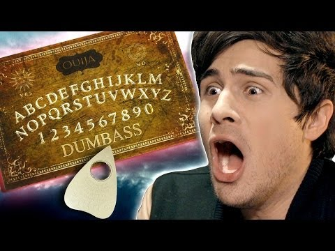 A REAL OUIJA BOARD?