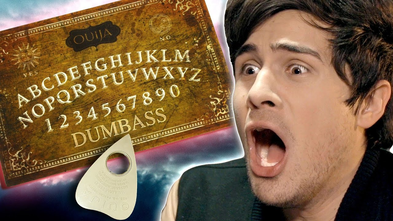 A Real Ouija Board Youtube