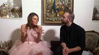 Anna Dello Russo si racconta ai microfoni di RadioTv Uniba