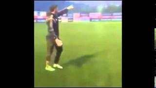 Günay Güvenç'in attığı gol Avrupa'yı salladı