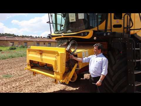 New Holland CX8.70 Review