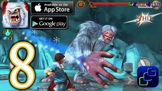 Beast Quest Android iOS Walkthrough - Part 8 - Nanook Completed - Savior of the Icy Plains