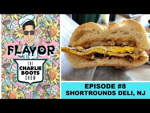 The Charlie Boots Show visits Shortrounds Deli (Emerson, NJ)