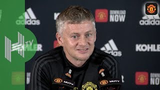 Solksjaer | Players Need To Prove Why They Are At Man United