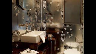 Дизайн ванной с элементами русского арт-деко, РИГА , ЛАТВИЯ  ванные  комнаты WWW.BRIGADA1.LV