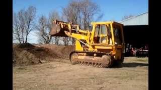 Cat 977L Crawler Loader For Sale.