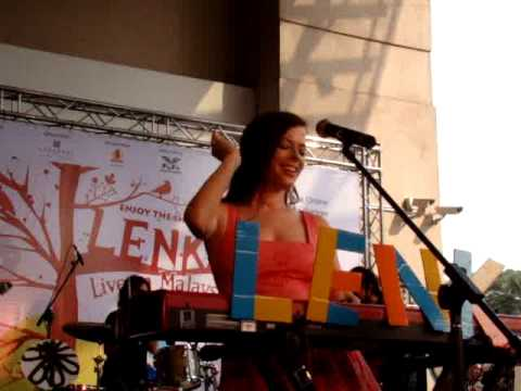 Lenka - 'The Show' (Live in Malaysia)