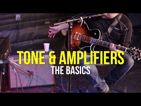 Basics of Tone & Amplifiers | Electric Guitar Workshop