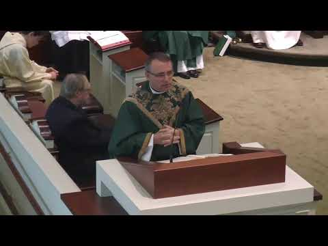 Being There for One Another and Farewell ~ Fr  Marek Chmurski