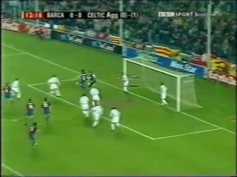 Barcelona 0 - 0 Celtic