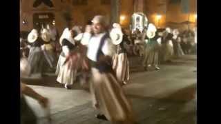 Mallorca, folk dance .