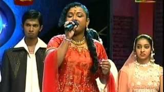 Senani Panchamaduri - Aaye Ho Meri Zindagi Mein - Last Performance At Sri Lankan Life