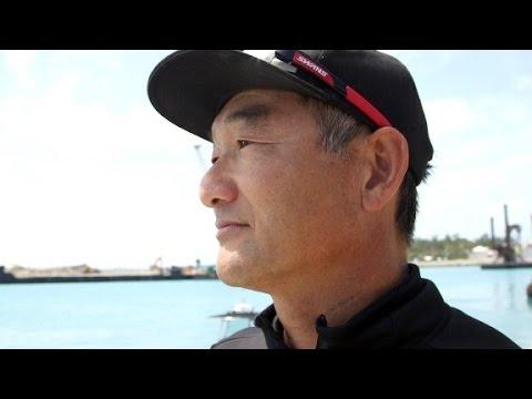 SoftBank Team Japan's America's Cup dream