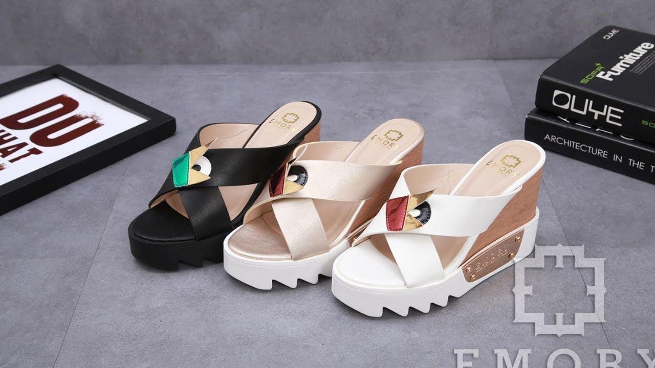 Sandal Wanita Model Sandal Lebaran Tahun Ini 92
