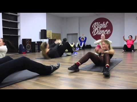 BodyWork by Алена Двойченкова  RIGHT DANCE