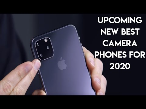 Best New Phones 2020.Upcoming Top 5 Best New Amazing Camera Phones To Buy For 2020
