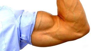 Как накачать мышцы если ты толстый