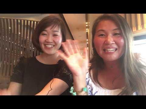 大東めぐみさんスペシャルインタビューIN香港