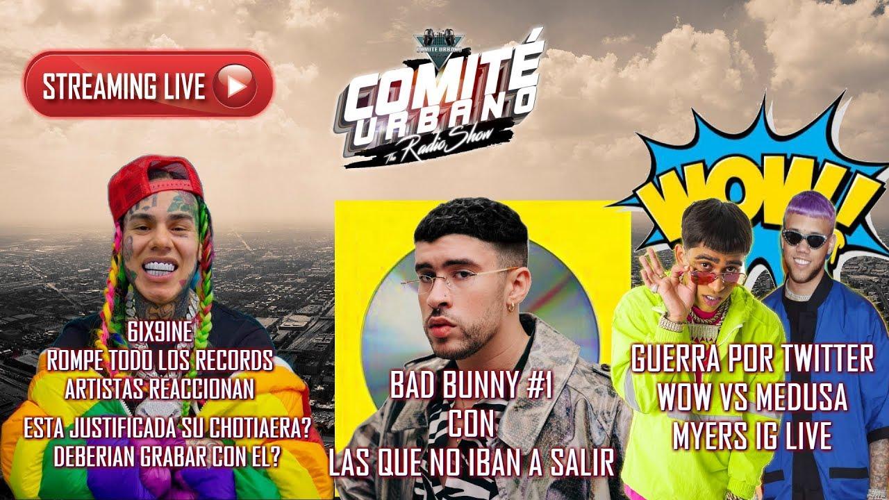 6IX9INE ROMPE RECORD Un CHOTA JUSTIFICADO? | BAD BUNNY EP #1 | BRYANT MYERS Vs JHAY CORTEZ