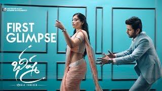 First Glimpse of Bheeshma (2020) Telugu Movie