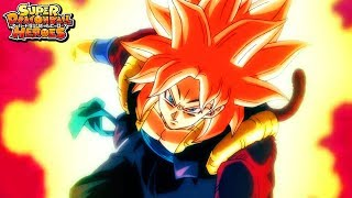 NEW KAIOKEN SSJ4 GOGETA TRAILER! Super Dragon Ball Heroes Universe Mission 9 Trailer
