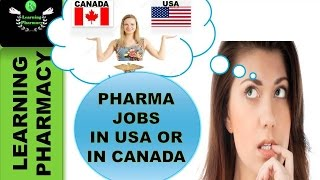 HOW TO BECOME REGISTERED PHARMACIST IN USA OR IN CANADA