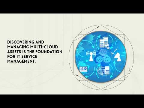 IT service management + Multi-cloud Discovery