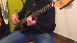 The Blues Brothers - 634-5789 (Bass Cover)