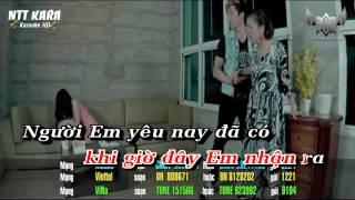 [Karaoke] Tam Giác Tình - Lâm Chấn Khang Ft. Saka Trương Tuyền (beat nhạc hoa)