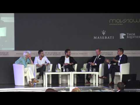 FT Business of Luxury Summit 2015 D1 Beyond the Store