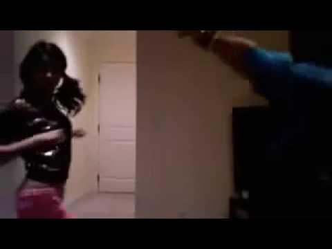 Selena Gomez & Demi Lovato (Delena) - Funny dance (lost video by Selena) *Hot* *PRIVATE HOME VIDEO*