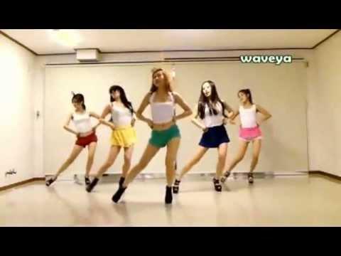 رقص كوري _Korean Dance