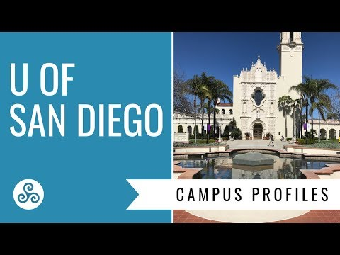 Campus Profile - University Of San Diego