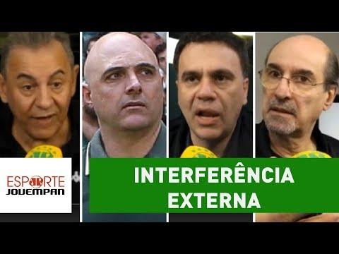 Palmeiras contrata empresa para provar INTERFERÊNCIA externa!