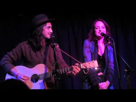 Avan Jogia and Liz Gillies-Love is done (Live)