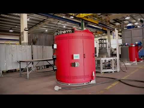 Electrotherm Industry - Bell Type Furnace for Diffusion Coating & HF Fluoride Ion cleaning