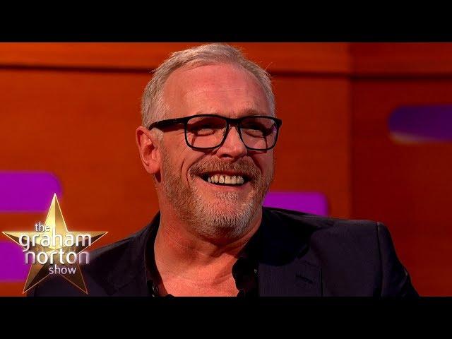 Greg Davies Fulfilled His Sister's Twilight Fantasies! | The Graham Norton Show