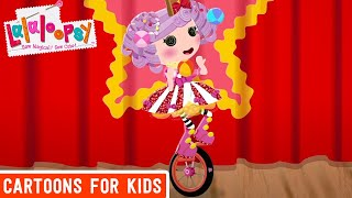 Peanut's Silly Performance   Super Silly Party   We're Lalaloopsy   Now Streaming on Netflix!