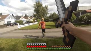 Minecraft  N Real Life Part 1  PVP