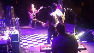 Larry McCray - Soulshine feat. Rodrigo Campagnolo - Mississippi Delta Blues Festival 2014